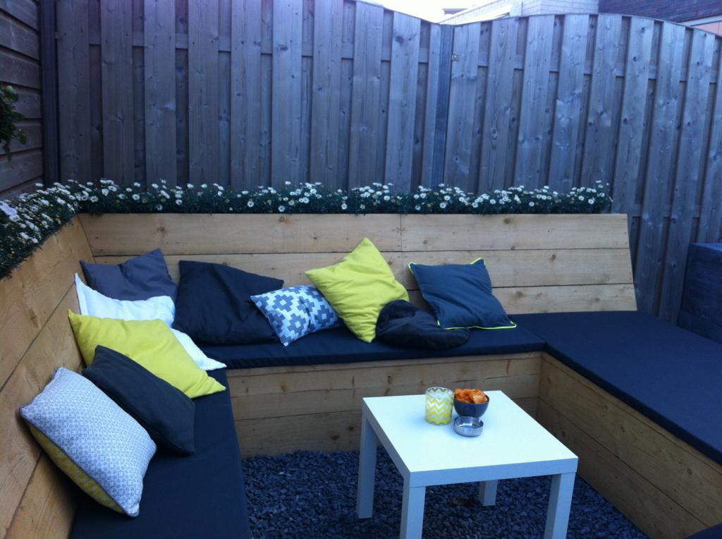 Loungekussens op maat top meubelstoffering for Lounge kussens